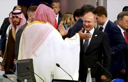 چراغی: حرکت پوتین ارسال پیام به آمریکا و ترکیه بود
