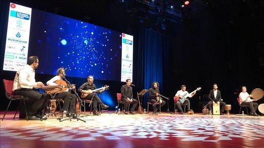 کنسرت همایون شجریان در استانبول