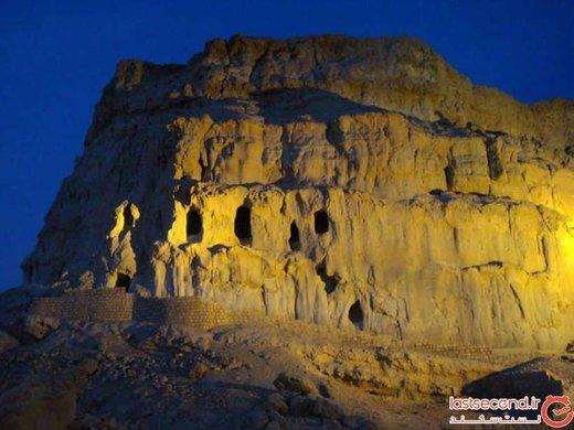 غار خربس قشم؛ میراث رازآلود مادها در دل صخرههای جنوب ایران
