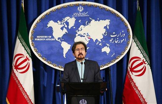 نشست سخنگوی وزارت خارجه؛ از پرتاب ماهواره ایرانی تا دستگیری یک نظامی