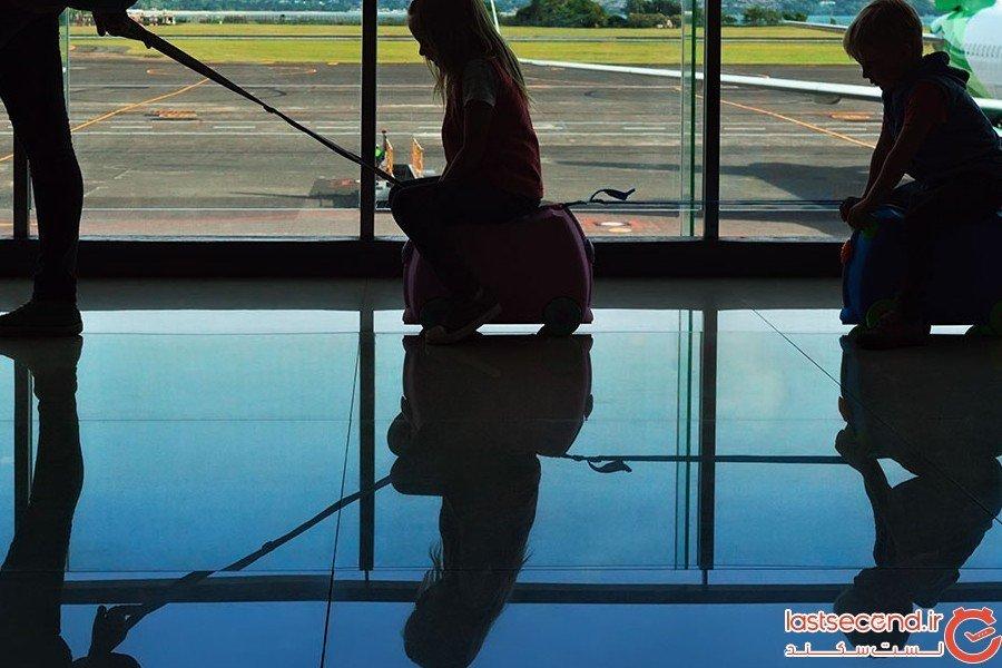 حرفه ای ها چطور سفر می کنند