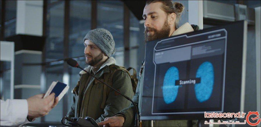 نصب دستگاه دروغ سنج در فرودگاه ها