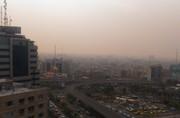 هوای البرز همچنان در حالت هشدار قرار دارد