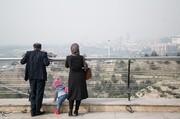 هوای تهران باز هم ناسالم شد/ سالمندان بیرون نروند