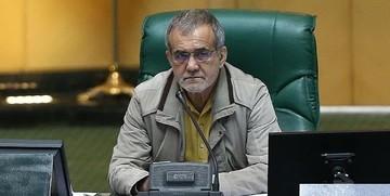 نمایندگان خوزستان هم برای آب تحصن کردند!/ پزشکیان: عدالت نباشد کل مجلس با تنش مواجه می شود