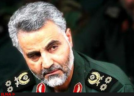 سردار سلیمانی با مفتی اهلسنت عراق دیدار کرد + تصویر