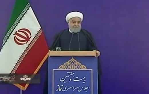 روحانی: بازرگان و سحابی نماز شبشان ترک نمیشد
