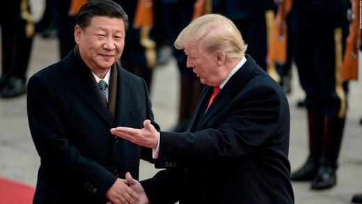 بیانیه پکن درباره توافقنامه آمریکا و چین