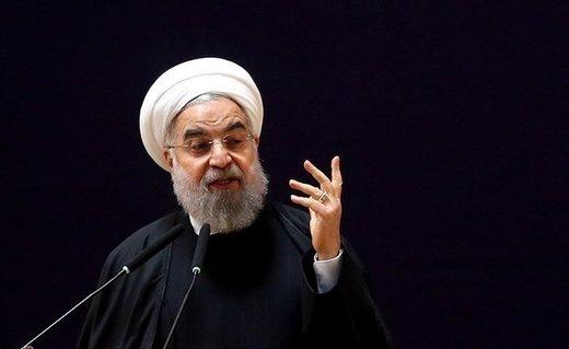 روحانی: در مذاکرات هستهای از زبان سرخهای استفاده کردیم