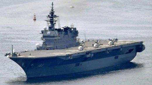 ژاپن تجهیزات جدید نظامی مستقر میکند