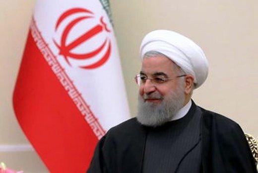 روحانی: برای آمریکا سخت است که حریف رهبر انقلاب نمی شود