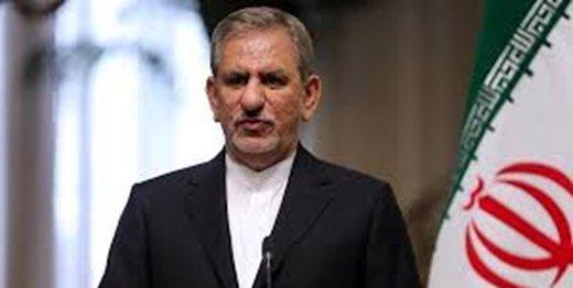 جهانگیری پاسخ داد: واکنش ایران به صفر شدن صادرات نفت چه خواهد بود؟