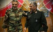 تبریک فرمانده کل سپاه به فرمانده کل ارتش