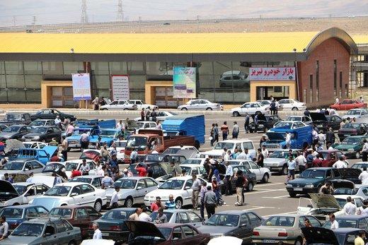 سرگردانی مشتریان درآشفتهبازار خودرو/ سمند ۷۲ میلیون و ساینا ۶۴ میلیون تومان شد