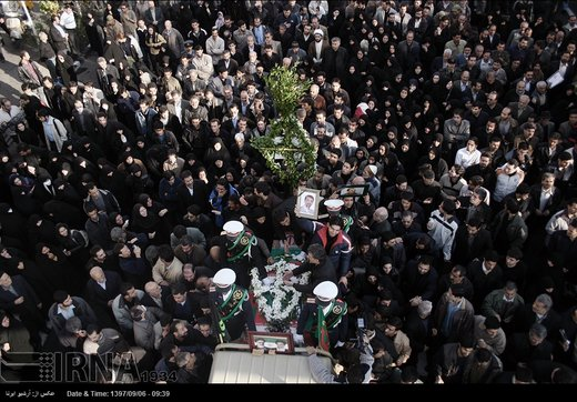 15 آذر 1384 - سقوط هواپیمای c- 130 ارتش و شهادت اصحاب رسانه