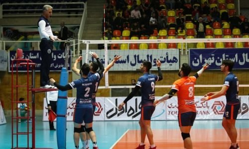 داوران دیدار والیبال سایپا و شهرداری تبریز به کمیته داوران احضار شدند