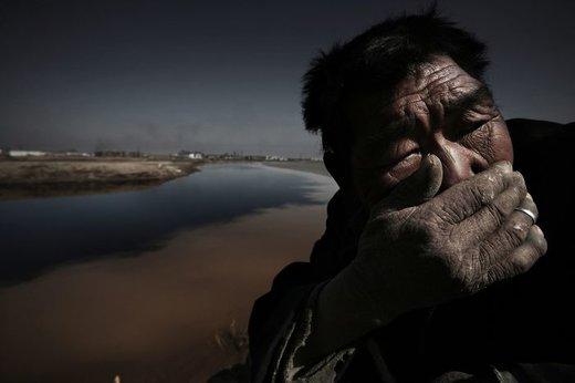 ساکنان یک روستای مبتلا به ایدز در چین