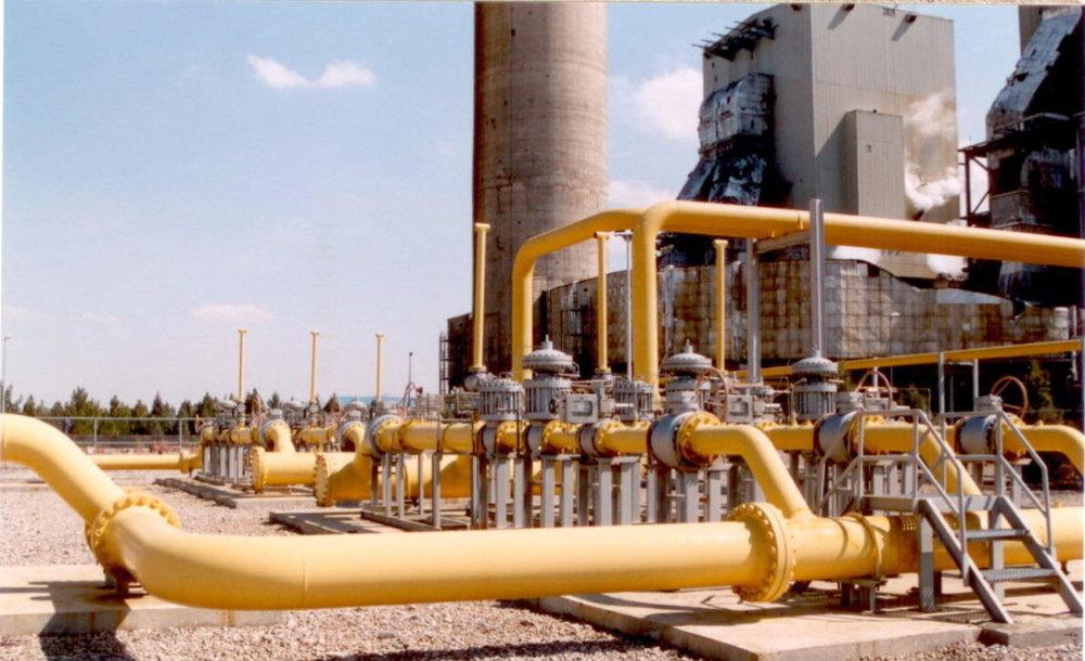 صادرات گاز به عراق