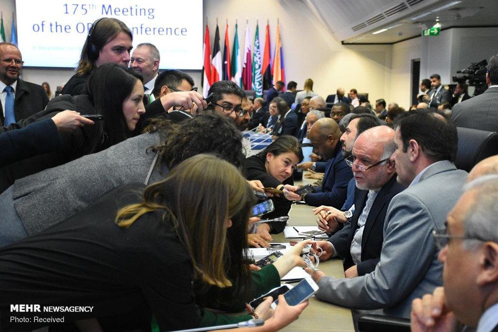 نشست اوپک زیر سایه تحریم ایران و دخالت آمریکا