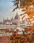 هنرنمایی عکاس مجارستانی از جاذبههای زادگاهش