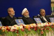 تصاویر | دومین کنفرانس روسای مجالس ۶ کشور برای مقابله با تروریسم