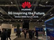 هوآوی با اپراتورهای سراسری همکاری میکند تا به ساختار شهر 5G سرعت ببخشد
