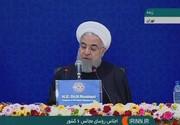 فیلم | هشدار روحانی درباره تبعات تحریم ایران: آوار مواد مخدر، پناهجو و تروریسم در انتظارتان است