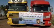 گزارش اعتصاب کامیون داران در مجلس/ مشکل واردات لاستیک حل میشود