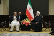 Seriousness on all-out fight against terrorism in region essential: President Rouhani