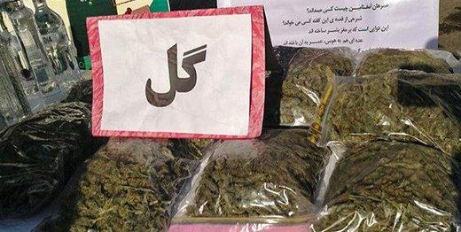 تصورات اشتباه درباره «گل»/ مخدری که به رتبه دوم مخدرهای مصرفی در ایران رسید!