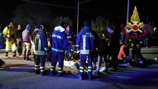 6کشته در یک باشگاه شبانه ایتالیا