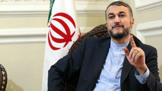 امیرعبداللهیان: الوعود الإیجابیة الأوروبیة بشأن SPV بحاجة للخطوات العملیة