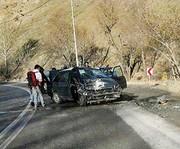 جاده چالوس؛ وقتی که پیچ میپیچد و راننده نمیپیچد