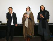 فیلم | هانیه توسلی و شبنم مقدمی در افتتاحیه «کلمبوس»