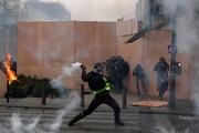 تصاویر | چهارمین هفته آشوب در فرانسه