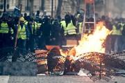 «جلیقه زردها» چند میلیارد دلار به اقتصاد فرانسه ضرر زدند؟