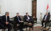 تعهد سه کشور اروپایی به عراق درباره ایران