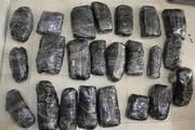 کشف ۵۸۸ تن مواد مخدر از ابتدای سال