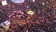 فیلم | هجوم آرژانتینیها به مادرید برای فینال لیبرتادورس