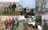 جمعآوری بیش از ۳۰ رشته دام هوایی در آمل