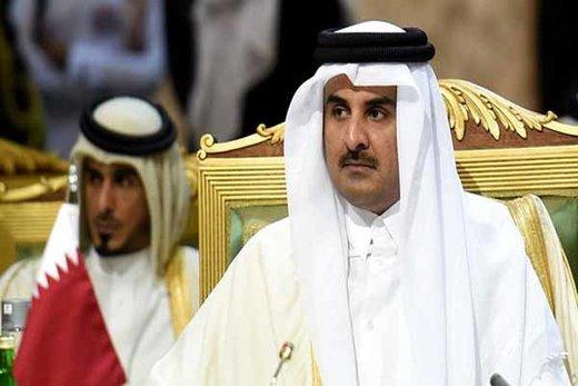امیر قطر تکلیف سران خلیجفارس را مشخص کرد