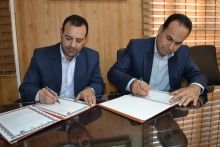 عقد تفاهمنامه همکاری بین شرکت آبفار و پارک علم و فناوری لرستان