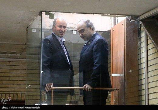 جلسه تاج و سلطانیفر برگزار شد/ پایان اختلافها در سئول؟