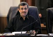 توصیه توییتری احمدینژاد خطاب به ماکرون
