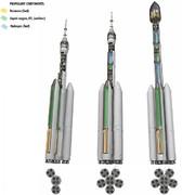 طرح کلی موشک فوق سنگین روسیه اوایل ۲۰۱۹ ارائه میشود