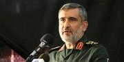 سردار حاجیزاده: مشکلات با عمل انقلابی و نگاه جهادی حل میشود نه محافظهکاری