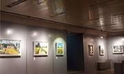 نمایشگاه نقاشی و طراحی در نگارخانه فانوسکی برپا شد