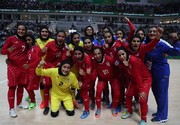 13 Iranians in The Race for Prestigious Futsal Awards