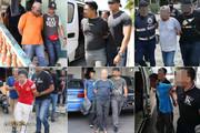 ۷ داعشی در مالزی دستگیر شدند/ عکس