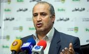 تاج: وزیر ورزش از فوتبال حمایت میکند